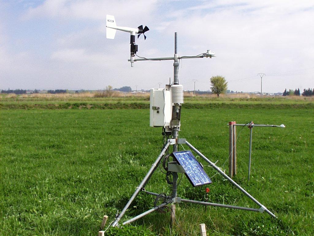 Instalan en Guáimaro nueva estación meteorológica automática